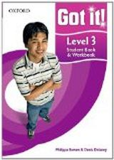 Got It! Level 3 Student Book & Workbook