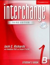 Interchange Students Book 1b Com Cd