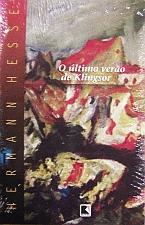 O Último Verão de Klingsor / 5. Ed.