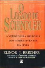 LEGADO DE SCHINDLER, O
