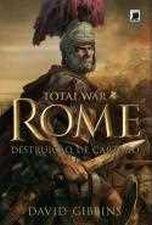 Total War Rome Destruicao de Cartago