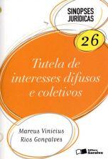 Tutela de Interesses Difusos e Coletivos - Vol.26 - Coleção Sinopses Jurídicas
