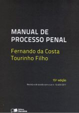 MANUAL DE PROCESSO PENAL - 15 ED.