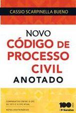 Novo Código de Processo Civil. Anotado 2015