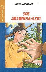 Sos Ararinha Azul - Serie Vaga-lume