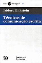 Técnicas de Comunicação Escrita - Série Princípios 12 - Edição Revista