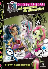 MONSTER HIGH - MONSTRAMIGAS SO QUEREM SE DIVERTIR