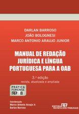 Manual de Redacao Juridica e Lingua Portuguesa para a Oab - Vol. 8