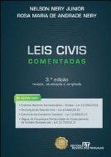 Leis Civis Comentadas 3ª Edição