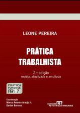 Prática Trabalhista Coleção Prática Forense Vol 7