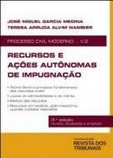 Recursos e Acoes Autonomas de Impugnacao