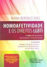 Homoafetividade e os Direitos Lgbti - 6ª Edição