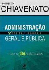 Administracao Geral E Publica - Provas E Concursos