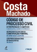 Códigos de Processo Civil Interpretado e Anotado