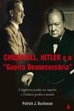 Churchill, Hitler e a