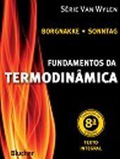 Fundamentos da Termodinâmica - 8°edição