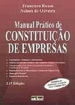 Manual Prático de Constituição de Empresas