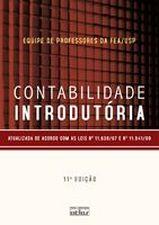 CONTABILIDADE INTRODUTORIA 11ED/2010
