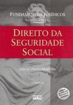 DIREITO DA SEGURIDADE SOCIAL - 12 EDICAO