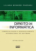 Direito de Informática: Comercialização e Desenvolvimento Internacional do Software