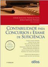 CONTABILIDADE PARA CONCURSOS E EXAME DE SUFICIENCIA - 3 ED