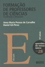 FORMACAO DE PROFESSORES DE CIENCIAS - TENDENCIAS E