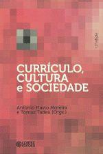 Currículo cultura e sociedade