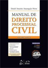 Manual de Direito Processula Civil - Volume Único