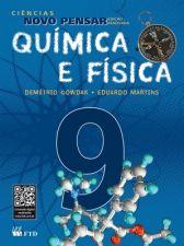 Química e Física 9 Ciências Novo Pensar