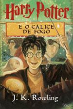 Harry Potter e o Cálice de Fogo - Volume 4