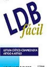 Ldb Fácil: Leitura Crítico-compreensiva - Artigo a Artigo
