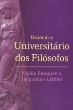 Dicionario Universitario dos Filosofos