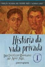 HISTORIA DA VIDA PRIVADA - VOL. 01 - BOLSO