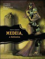 Medeia, a feiticeira histórias sombrias da mitologia grega