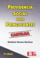 Previdência Social Para Principiantes: Cartilha