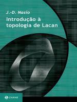 INTRODUCAO A TOPOLOGIA DE LACAN