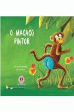 Macaco Pintor O