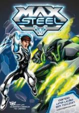 Max Steel Livro Para Colorir