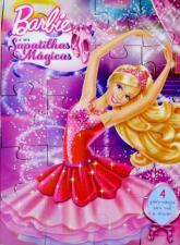 Barbie e as Sapatilhas Mágicas - Coleção Quebra-cabeças