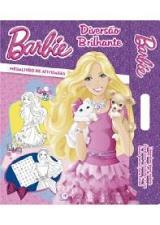 Barbie Diversao Brilhante Colecao Megalivro de Atividades