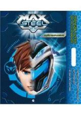 Max Steel Ação Explosiva Coleção Mega Livro de Atividades