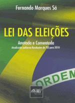 Lei das Eleições Anotada e Comentada