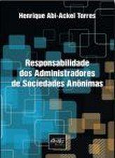 Responsabilidade dos Administradores de Sociedades Anônimas