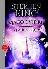 Mago e Vidro Vol 4 Coleção Torre Negra Livro de Bolso