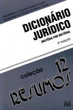 Dicionario Juridico - Materia por Materia -