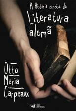 HISTORIA CONCISA DA LITERATURA ALEMA A