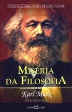 MISERIA DA FILOSOFIA