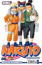 Naruto Pocket Vol. 21