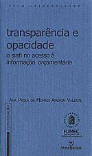 Transparência e Opacidade: