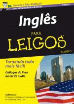 Inglês para Leigos - Tornando Tudo Mais Fácil ! - Com Cd